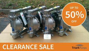 Tri-Ark Pumps - Clearance Sale